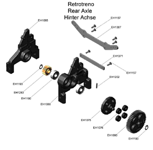 1 5  BERGONZONI Retrojoreno   Dynamic Vintage Racing