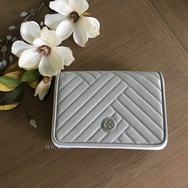 49ef1570143 Tory Burch Alexa Combo Crossbody Bag Concrete Gray 50644 for sale ...