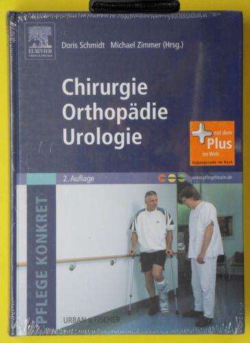 1 von 1 - PFLEGE KONKRET -Chirurgie Orthopädie Urologie -- NEU & OVP
