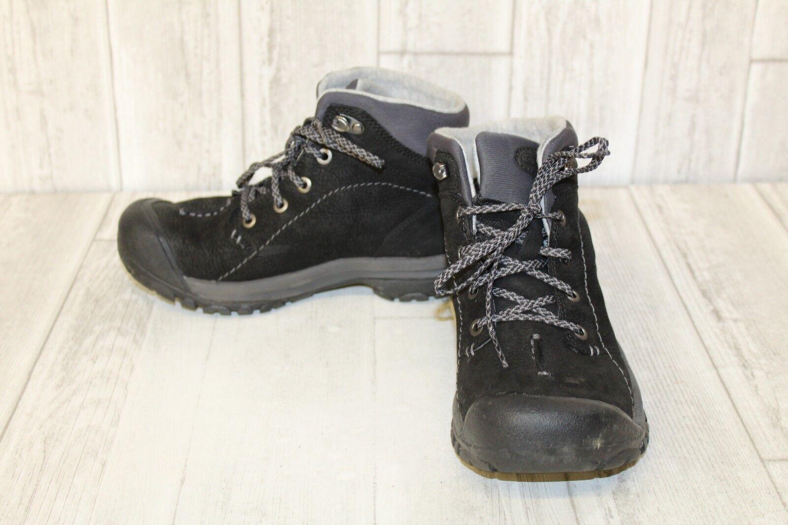 Keen Kaci Winter Mid WP Boots - Women's Size 6.5, Black