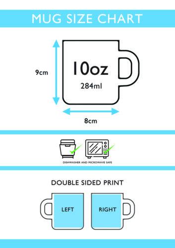 Tea Periodic Element Mug Name Coffee Surname CONNOR Family