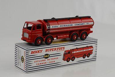 Foden LKW 14 ton Tanker REGENT Tankwagen  Ref 942 1:43 Dinky Toys Atlas