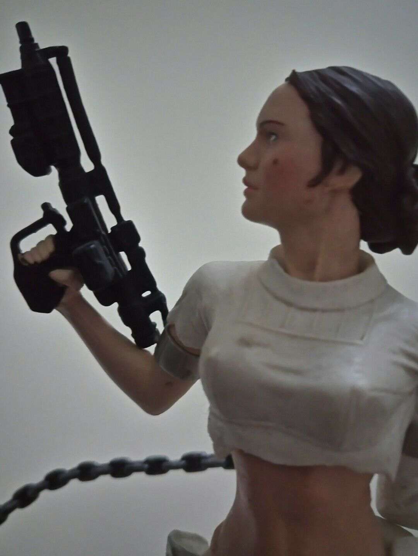 Star wars Padme Amidala statue Figurine
