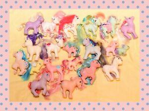 ❤️My Little Pony MLP G1 Vtg Custom Bait TLC Mixed Lot 20 Ponies Sugarberry❤️