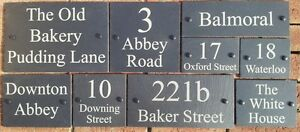Personalised-Natural-Slate-House-Door-Gate-Number-Sign-Plaque-Any-Name-1-9999