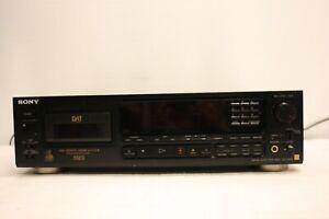 Sony-DTC-55ES-DIGITAL-AUDIO-TAPE-Registratore-a-cassette-leggere-descrizione