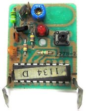 ELV55AAL777A keyless remote control clicker transmitter entry circuit board ONLY