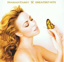 MARIAH CAREY - Greatest Hits - 2CDs - Best Of - Without You - Dreamlover - Hero