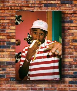 New Tyler The Creator Odd Future Rap Music Star Poster 14x21 24x36 Art X-3227