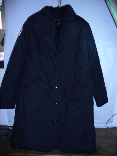Zara Basic duvet noir plumes et en Manteau PR8wHqT