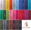Indexbild 1 - Reißverschluss endlos 5m, Spirale 5mm + 10 Schieber/Zipper 27 Farben, Meterware