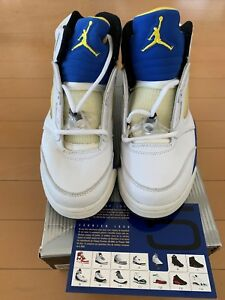 best sneakers 0c857 e33d0 Image is loading Nike-Archive-DS-2000-NIKE-AIR-JORDAN-V-