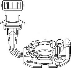 Hall-Send-Sender-Distributor-Replacement-Part-VW-Corrado-89-95-1-8-16V-2-0I-16V