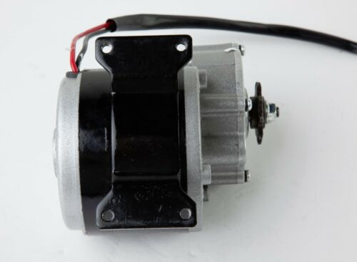350W 36 V DC electric motor f bicycle bike scooter MY1016z3 gear reduction