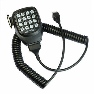 For-Kenwood-TM-261A-271A-TM471A-TM-D710A-TK-868-8-Pin-DTMF-Speaker-Microphone-US