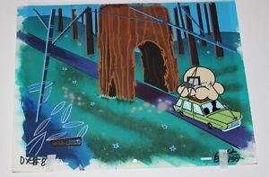 Original production cel - Dexter's Lab  (Cartoon Network)
