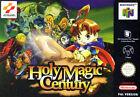 Holy Magic Century (Nintendo 64, 1998)