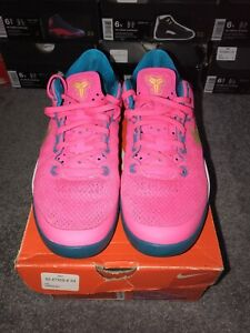 newest 10a6c c643f Image is loading NIKE-Kobe-8-Pink-GS