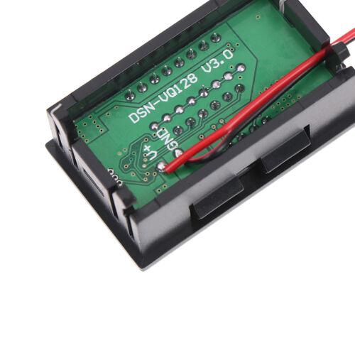 Ladezustandsanzeige der 12-V-Blei-Säure-Batterie Batteriekapazitätsanzeige    X