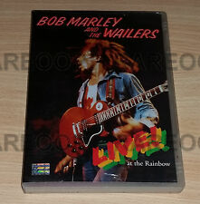 Live At The Rainbow by Bob Marley (DVD, 2005, Universal) MADE IN ARGENTINA