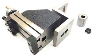 Mini-Verticale-Fresatura-Scorrimento-con-Z-Type-Piastra-per-CJ18A-amp-Simili-Torni