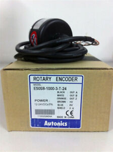 NEW AUTONICS E50S8-1000-3-T-24 rotary encoder