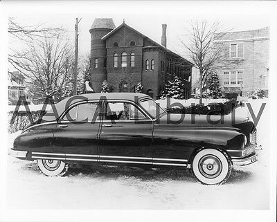 1948 Packard Eight Station Wagon Ref. #61986 Factory Photo Picture