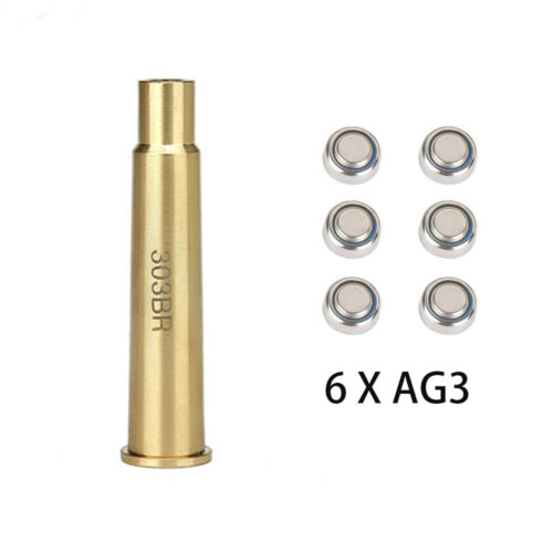 Bore Sighter Laser Boresighter Red Dot Bore Sight Rifle Scope For Rifle Shooting
