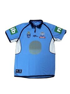 NSW-Blues-2019-Mens-Sz-XL-State-of-Origin-Rugby-Jersey-by-Canterbury