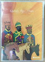 Querido Reyes Magos Navidad Andy Cheo Various Artist Bppr Dvd Puerto Rico 2005