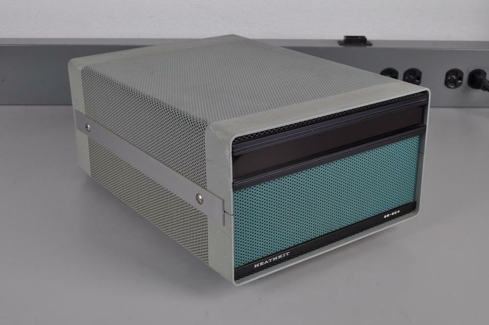 HEATHKIT SB-604 SPEAKER and POWER SUPPLY for SB-104A. Available Now for 159.95