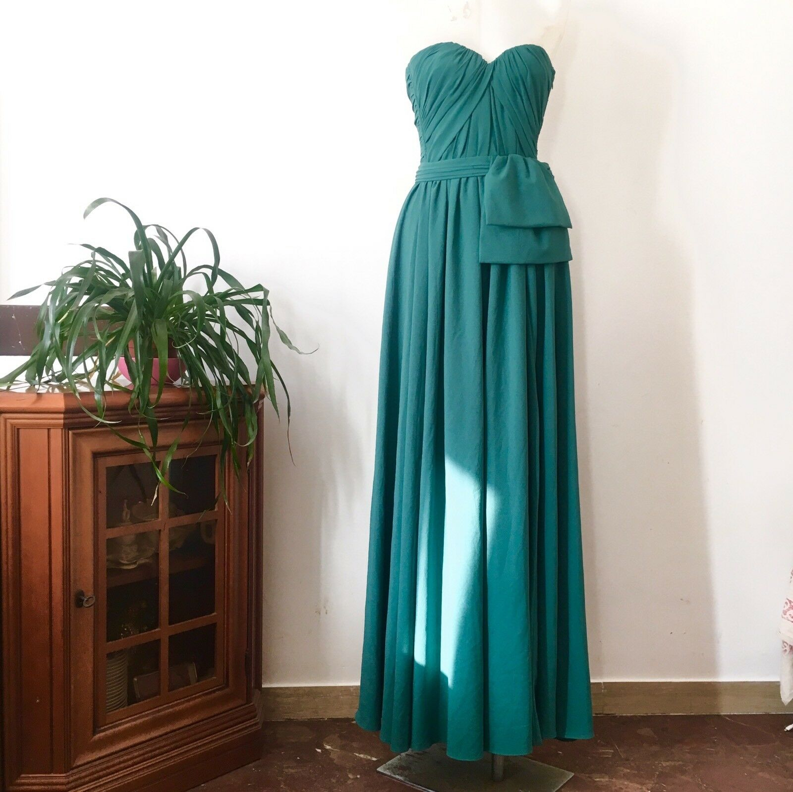 MSGM Party Long Dress, Size IT42, Brand New With With With Tags fdbba5
