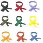 40pc Nylon Invisible Zipper Sewing 22inch Assorted Colors Wholesale Bulk