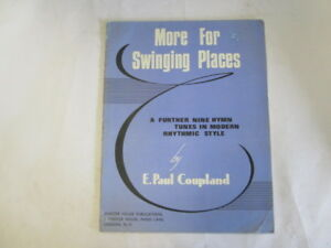 Good-More-For-Swinging-Places-A-Further-Nine-Hymn-tunes-In-Modern-Rhythmic-Sty