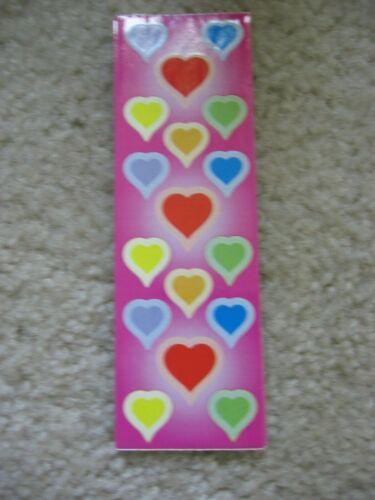 VTG Sandylion 3x sheet singles stickers 248-400 80/'s Glitter Pooh Animals Fuzzy