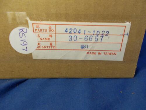 RS197. 42041-1022 KX KDX 48t x 520 Steel Rear Sprocket Fits Kawasaki o.e