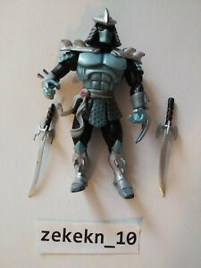 Teenage Mutant Ninja Turtles Shredder Action Figure Playmates 2003