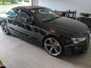 2014 Audi RS5 Technik