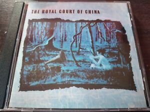 THE ROYAL COURT OF CHINA - Self Titled CD Japan Pressing