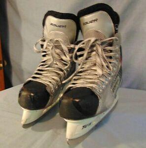 Bauer Ice Hockey Skates Vapor 2.0 Size Mens  9.5  U.S.