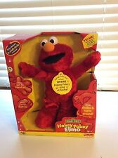 2002 Hokey Pokey Elmo Sesame Street Fisher Price Mattel - collectible