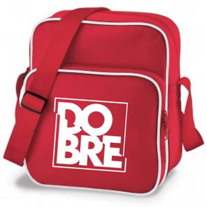 Dobre Brothers Glitch Logo Messenger Bag 10l Day Bag Marcus Lucas