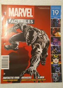 Marvel Fact Files #17 Silver Surfer Cover Eaglemoss Collections Magazine GM1575