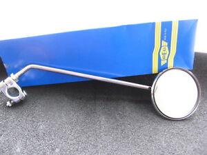 vintage spiegel bonanza fahrrad moped reg made in italy. Black Bedroom Furniture Sets. Home Design Ideas