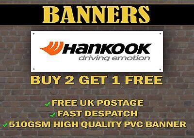 Shop Display LARGE 2 METRE Avon TYRES Banner for Garage
