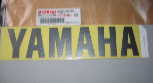 YAMAHA YZF-R6 2013 AUFKLEBER Dekor Verkleidung Decal Graphic 99247-00240