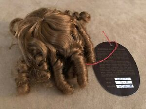 5-6-Jullien-Monique-Auburn-wig-long-ringlets-curly-hair-Doll-making-parts