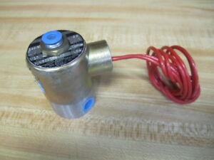 Skinner V53ADB2100 Solenoid Valve V53ADB2100 2 Wire Leads