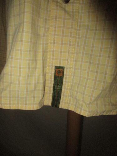 À Timberland Chemise 66 L Jaune Taille x0wSqSRO