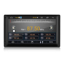 """Android 5.1 3G WIFI 7""""Double 2DIN Car Radio Stereo MP4 Player GPS Nav In dash"""